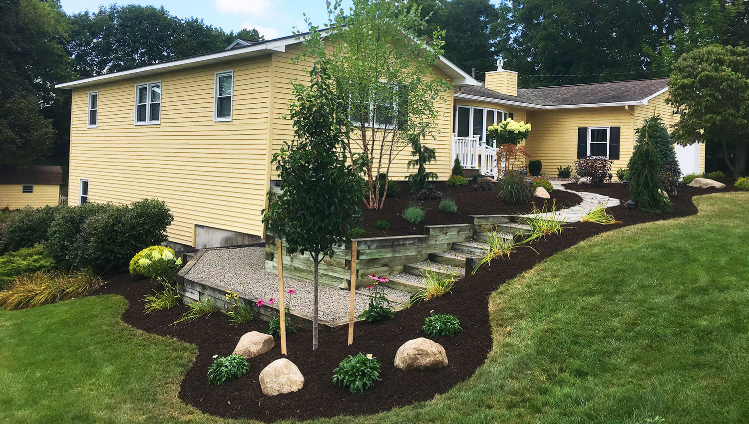 Outdoor Landscape Design-Plano TX Professional Landscapers & Outdoor Living Designs-We offer Landscape Design, Outdoor Patios & Pergolas, Outdoor Living Spaces, Stonescapes, Residential & Commercial Landscaping, Irrigation Installation & Repairs, Drainage Systems, Landscape Lighting, Outdoor Living Spaces, Tree Service, Lawn Service, and more.