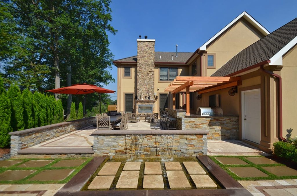 Residential outdoor living spaces-Plano TX Professional Landscapers & Outdoor Living Designs-We offer Landscape Design, Outdoor Patios & Pergolas, Outdoor Living Spaces, Stonescapes, Residential & Commercial Landscaping, Irrigation Installation & Repairs, Drainage Systems, Landscape Lighting, Outdoor Living Spaces, Tree Service, Lawn Service, and more.
